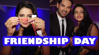 Dhruv aka Ankit Bathla and Thapki aka Jigyasa Singh speak about their friendship bond
