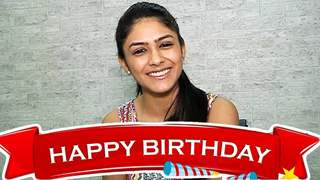 Mrunal Thakur celebrates her birthday with India-Forums