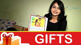 Shrenu Parikh's Gift Segment - Part 01