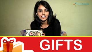 Shrenu Parikh's Gift Segment - Part 02
