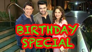Manish Paul celebrates his birthday with friends from tinsel town