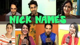 TV celebs share the story behind their nick names