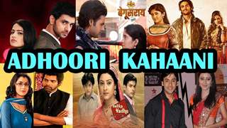 Adhoori Kahani's of Television Couples