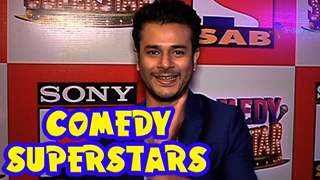 Jai Soni speaks about his hosting experience for Comedy Superstars
