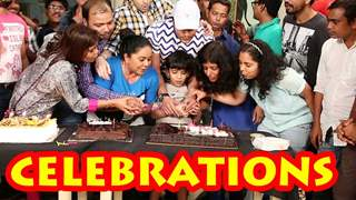 Double Celebration - Diya Aur Baati Hum completes 4 years, Anas' Birthday Celebration