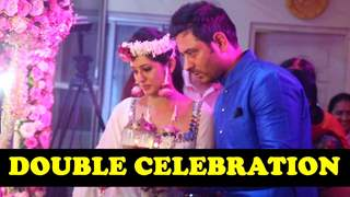 Double Celebration : Shefali Sharma and Varun Sethi's 1st Wedding Anniversary, Janmashtami Pooja