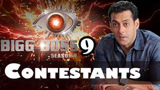 Expected contestants of Bigg Boss 9