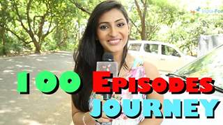 Shivangi Verma talks about Reporters completing 100 episodes
