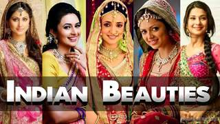 Television Beauties shinning in Indian Attires!