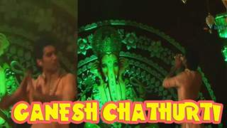 Titu and Panchi celebrates Ganesh Chathurti in full zest