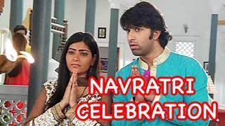 Navratri celebration on Suhani Si Ek Ladki