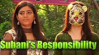 Suhani takes up Gauri's responsibility on Suhani Si Ek Ladki
