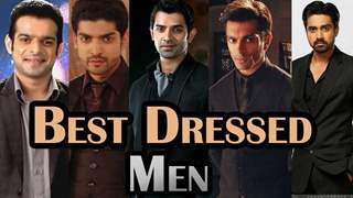 Best dressed men on TV