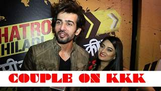 Jay Bhanushali talks about his adventure love, Mahi Vij about her fears