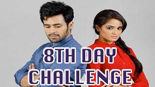 What challenge has Meher given to Abeer?