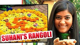 Rajshri Rani Pandey celebrating Diwali