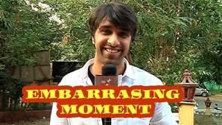 Check out Sahil Mehta's embarrasing moment!