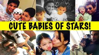 Awww: Celebs and their cutie pies!