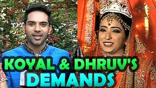 Check out Dhruv and Koyal's demand