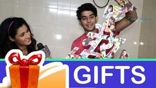 Sonia Balani and Priyanshu Jora's gift segment! - Part 01