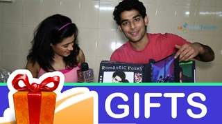 Sonia Balani and Priyanshu Jora's gift segment! - Part 02