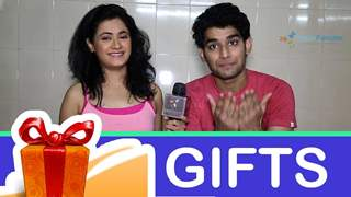 Sonia Balani and Priyanshu Jora's gift segment! - Part 03