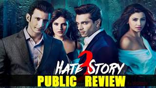 Public Review of Hate story 3