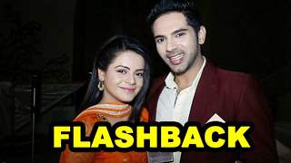 Flashback Moment of Dhruv and Thapki!