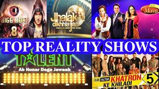 #BestOf2015 : Top 10 Reality Shows of 2015