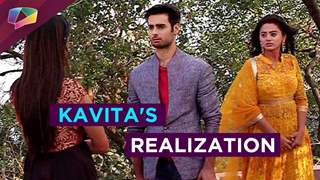 Kavita learns about Sanskar's love for Swara