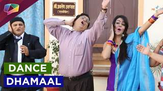'Dance Dhamaal' on Chidiya Ghar