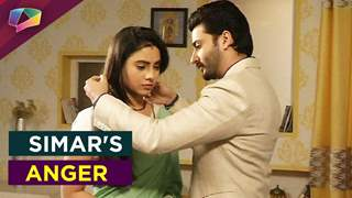 Why Simar slapped Devika?