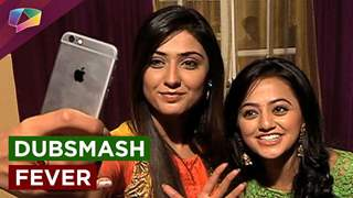 Helly Shah and Nikita Sharma's favorite dubsmash video