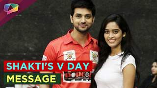 Shakti Arora's special message for girlfriend Neha Saxena on Valentines Day!