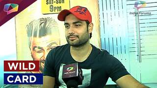 Vivian Dsena - Wild Card entrant on Fear Factor - Khatron Ke Khiladi