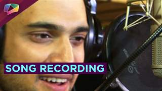 Parth Samthaan records for his debut film