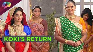 Kokila returns to the Modi Bhavan
