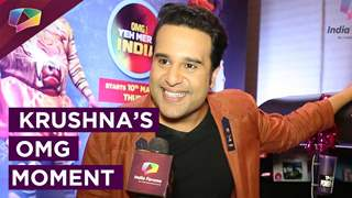 Comedy Superstar Krushna Abhishek talks about his upcoming Show OMG! Yeh Mera