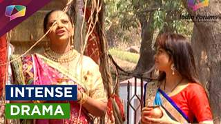 Intense Drama on the show Saath Nibhana Saathiya