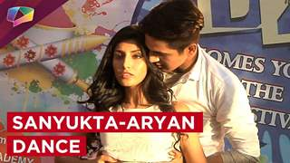 Check out Sanyukta and Aryan's romantic dance
