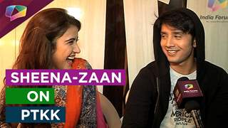 Sheena Bajaj and Zaan Khan on Pyaar Tune Kya Kiya
