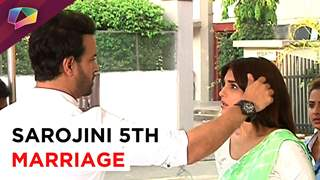 Sarojini's 5th Wedding on the Show!