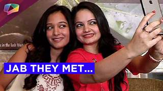 When Preetika Rao met her admirer Giaa Manek. Part-1