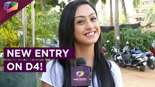D4 new entry Exclusive # Abigail Pande.