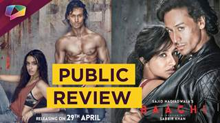 Public Review of Baaghi
