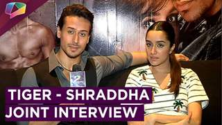 Tiger Shroff Shraddha Kapoor reveal everything about their film Baaghi