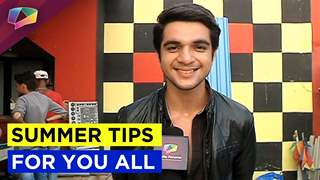 Check out what summer tips Ashwini Koul has to share with us.