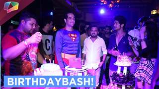 Checkout Vikas Gupta superhero themed Birthday party