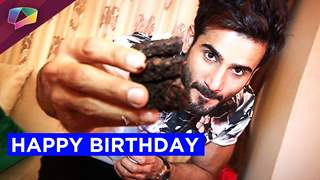 Birthday Boy Karan Tacker celebrates his birthday with India Forums!