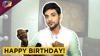 Shakti Arora celebrates his birthday with India Forums!